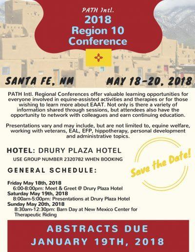 Flyer- Conference Details